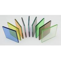 Buy cheap 6.38mm.8.38mm,12.38mm clear and  tinted laminated glass with ISO9001, CE from wholesalers