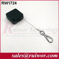 Buy cheap RUIWOR RW1724 Square Retractable Tether with Hook End from wholesalers
