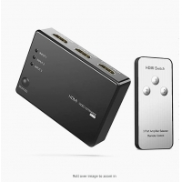Buy cheap Gold Plated Female 60Hz 18Gbps Audio Video HDMI Switch from wholesalers