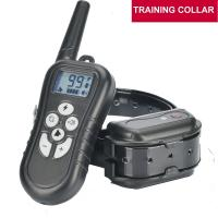 Buy cheap 2018 New Version-Remote Dog Training Shock Collar for Dogs with Beep, Vibration and Electric Shocking, Rechargeable and from wholesalers