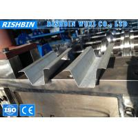Buy cheap 1.2 mm Wall Angle & Omega Steel Frame Roll Forming Machine with Post Cutting from wholesalers