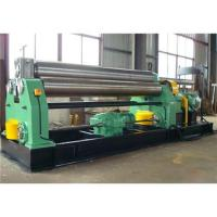 Buy cheap W11 Symmetrical 3-Roll Rolling Machine from wholesalers