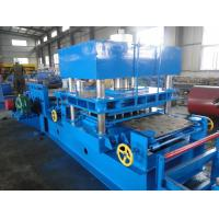 Buy cheap Durable Highway Guardrail Roll Forming Machine For Road Construction Crash Barrier from wholesalers
