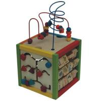 Buy cheap Wooden play cube, play cube game from wholesalers