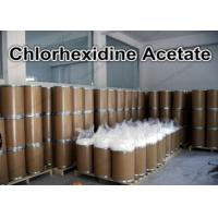 Buy cheap Pharmaceutical Raw Material Chlorhexidine Acetate with Competitive Price CAS 56-95-1 from wholesalers