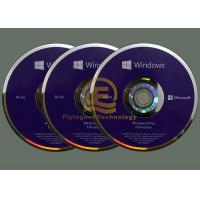 Buy cheap Online Activation Microsoft Windows 10 Software Sp1 DVD + COA OEM Pack product