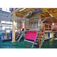 Buy cheap High Speed PP Spunbond Non Woven Fabric Manufacturing Machine 250m/Min from wholesalers