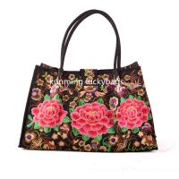 Buy cheap National trend hmong embroidery handbag chinese fashion ladies handbags from wholesalers