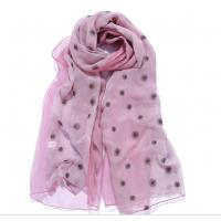 Buy cheap 50x200cm new design fashion embroidery lady silk scarf from wholesalers