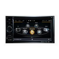 Buy cheap 2 din universal Car DVD player WINCE 6.0 car DVD GPS navigation Support 1080P SWC BT RADIO 3G IPOD TV POP from wholesalers