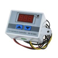 Buy cheap DC12V / 24V Digital LED Temperature Controller Digital Controller 220V Thermometer Thermostat Switch Probe with Sensor from wholesalers