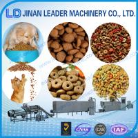 Buy cheap Stainless Steel Snack Extruder Machine Food Grade Fully Automatic from wholesalers