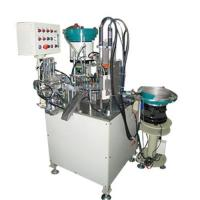 Buy cheap Heat Shrinkable Terminals Assembly Machine from wholesalers