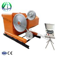 Buy cheap High performance Kanghua diamond wire saw quarry stone machine Hot sale wire saw machine for stone cutting from wholesalers