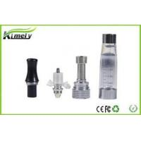 Buy cheap No Leaking Electronic Cigarette Ego Ce4 Clearomizer / Atomizer 2.4 - 2.8 Ohms from wholesalers