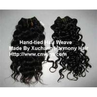 Buy cheap Hand-tied Hair Weave from wholesalers