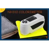 Buy cheap NH310 fabric colorimeter with color fastness product