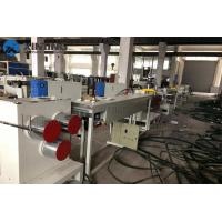 Buy cheap Low Noise PP Pet Strap Extrusion Line , Packing Strap Machine Standard Packing from wholesalers