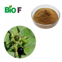 Buy cheap Natural Powdered Herbal Extract Belladonna Extract Powder With Solvent Extraction from wholesalers