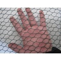 Buy cheap 48 Inch x 50 Feet  3/4 Inch Vinyl Coated Chicken Wire Mesh Fence , Woven Wire Fabric from wholesalers