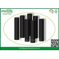 Buy cheap Luxury Round Paper Lipstick Tubes Packaging Silk Screen Printing Damp - Proof product