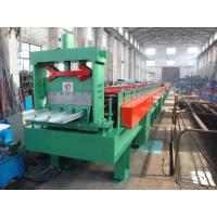 Buy cheap Chain Drive Floor Deck Roll Forming Machine 8 - 20 M / Min Metal Forming Equipment from wholesalers