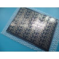 Buy cheap Black Immersion gold PCB 4 Layer Kuangshun Solder Mask Tg170 Epoxy glass from wholesalers