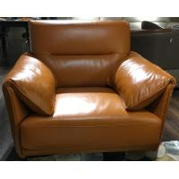 Buy cheap Office Leather Sectional Sofa Bed / Contemporary Leather Reclining Sofa from wholesalers