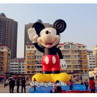 Buy cheap 11m Giant Inflatable Mickey Model for Square Display and Business Show from Wholesalers