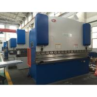 Buy cheap Heavy Duty Hydraulic Bending Machine For Steel Sheet , Max Bending Length 3200mm from wholesalers