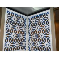 Buy cheap Durable Exterior Decorative Panels , Decorative Wall Panels Customized Color from wholesalers