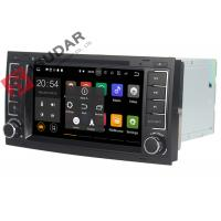 Buy cheap DAB+ Tuner Vw Touareg Dvd Player , Volkswagen Gps Stereo With Bluetooth Heat Dissipation product