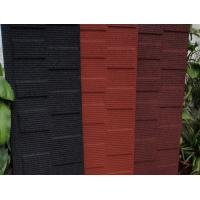 Buy cheap decorative colorful stone coated Metal Roofing Tiles SGCC DX51D , residential steel roofing from wholesalers