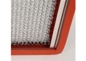 Buy cheap High Temperature Ultrasonic Housing Hepa Filter For Oven UV Oven Drying Room product