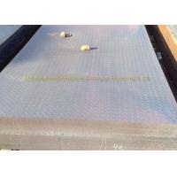 Buy cheap Carbon Tear Drop Diamond Composite Steel Deck Checker Steel Plate A36 SS400 from wholesalers