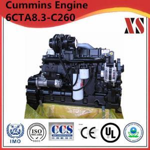 China New Cummins 6CTA8.3 diesel engine for sale Cummins 6CTA8.3-C260 on sale
