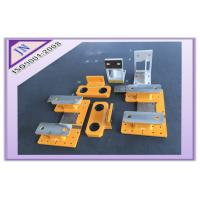 Buy cheap Industrial High Precision Custom CNC Machining Welding Jig , ±0.03mm Tolerance from wholesalers