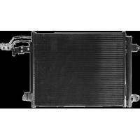 Buy cheap 1KD820411C Car Air Conditioning Custom Condenser For 2010 SKODA from wholesalers