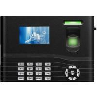 Buy cheap Time Recorder With Option GPRS Function fingerprint reader from wholesalers