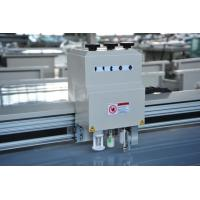 Buy cheap High Accuracy Box Cutting Machine Servo Motor With Oscillating Knife from wholesalers