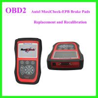 Buy cheap Autel MaxiCheck-EPB Brake Pads Replacement and Recalibration from wholesalers