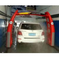 Buy cheap Fully Automated Rollover Touchless Car Washing Machine, Brushless Car Cleaning Equipment from wholesalers