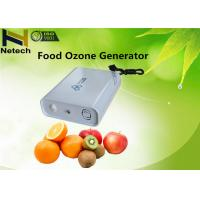 Buy cheap Multifunctional Food Odor Free Ozone Generator 100mg Home Freezer Sterilizing Ozonator from wholesalers