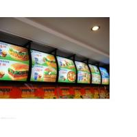 China Environmental Light Box Printing , Indoor Backlit Film Printing on sale