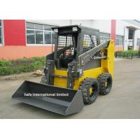Buy cheap Bucket Type SL50 Skid Steer Equipment Xinchai 485 Engine With Concrete Mixer from wholesalers