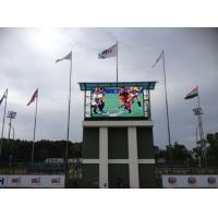 Buy cheap Video Customized 6ft*4ft Front Service Led Display Hd 1feet X 1feet Module from wholesalers
