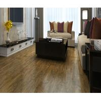 Buy cheap wear resistant, non-slip cheap wood grain embossed PVC vinyl flooring planks product