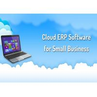 Buy cheap Mac Windows Cloud Erp Software With Two Layers To Multiple Layers Architecture from wholesalers