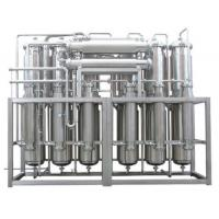 Stainless Steel S Series Medical Water Treatment , High Efficiency Water Treatment Equipment