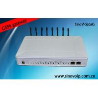 Buy cheap good quality sms 4/8 port voip gsm gateway from wholesalers